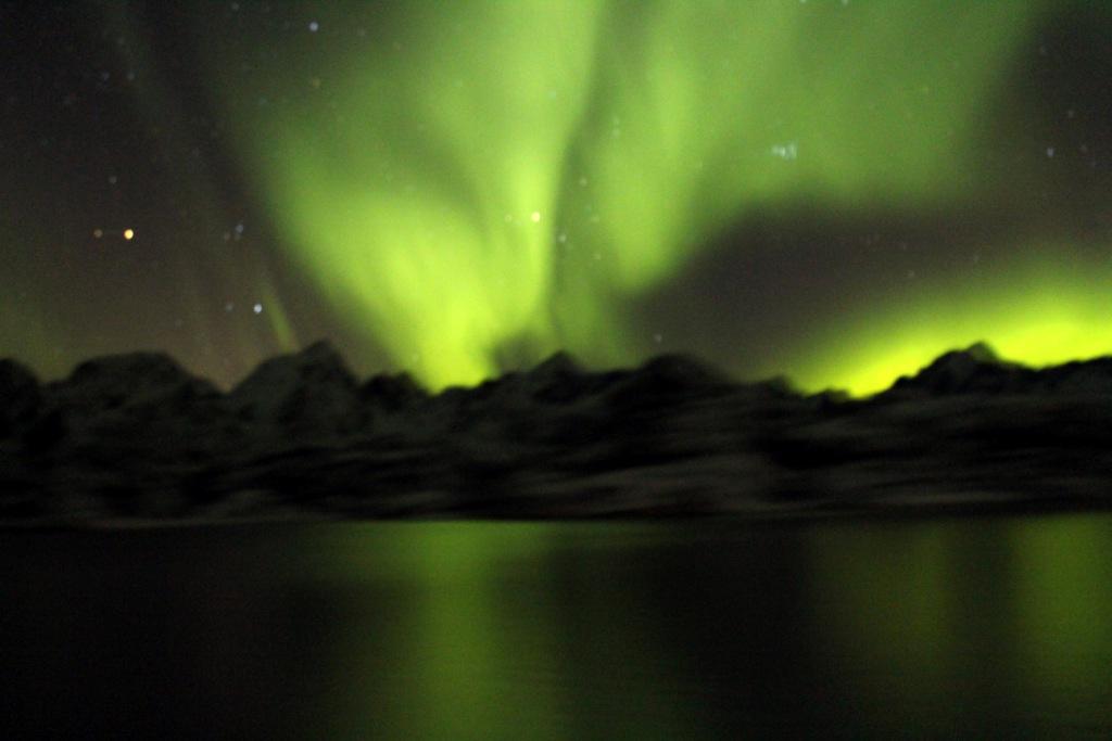 The Northern Lights – and The Big Light Bulb Moment