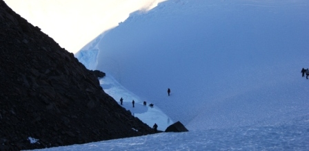 A Ball at Crystal Palace, Antarctica…not a fairy story