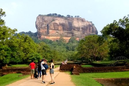 2 Sri Lanka: Sigiriya – Stairway to heaven or hell?