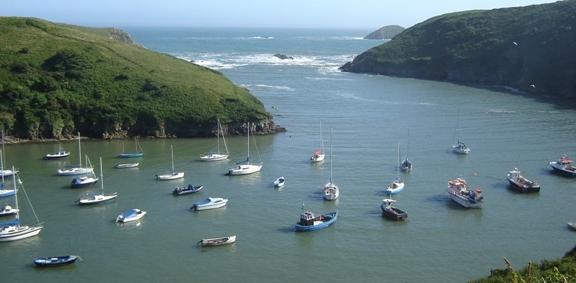 Wonderful Wales: Pembrokeshire; it's hard to beat