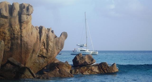 Seychelles Sailing at its best
