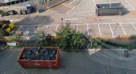 Qaurantining in Courtyard Marriot Hotel, Heathrow